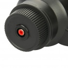 USB Powered Zoom Lens Style Dust Cleaner - Black