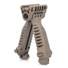 21MM Bipod Hand Grip - Earthy (115KG-Bearing Weight)