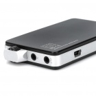 Fiio E11 Portable Headphone Amplifier - Black (1 x BL-5B)