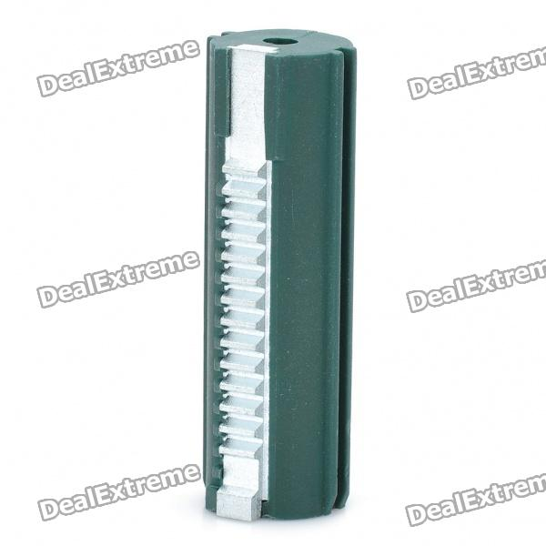 Top High Speed Full Teeth Piston - Green