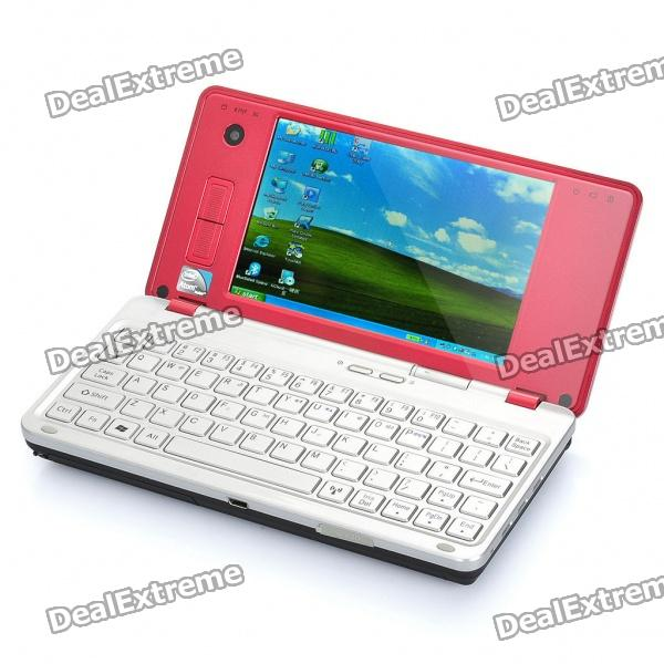 "MI13 5"" Resistive Touch Screen Windows XP MID UMPC (WiFi+3G Version)"