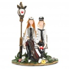 Romantic Lovers Figure Desktop Display Toy
