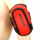 Sports Gym Arm Band Pouch for Cell Phone / MP3 / MP4 (Random Color)