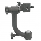 "BK-45 210mm Gimbal Head w/ 1/4"" Socket - Black (Max. Load-8KG)"