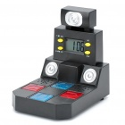 "1.3"" LCD Finger Dancing Mat Table Alarm Clock (3 x AAA)"