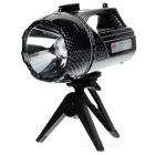 Rechargeable 3W 1-LED Blue Fishing Light + 0.6W 6-LED White Light 4-Mode Spotlight Searchlight