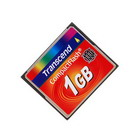 Transcend 133X 1GB Compact Flash CF Memory Card