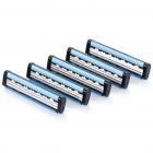 YingJiLi Replacement Tri-Blade Razor Cartridges (5-Pack)