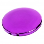 Round Shaped USB Powered Hand Warmer - Purple (50'C)