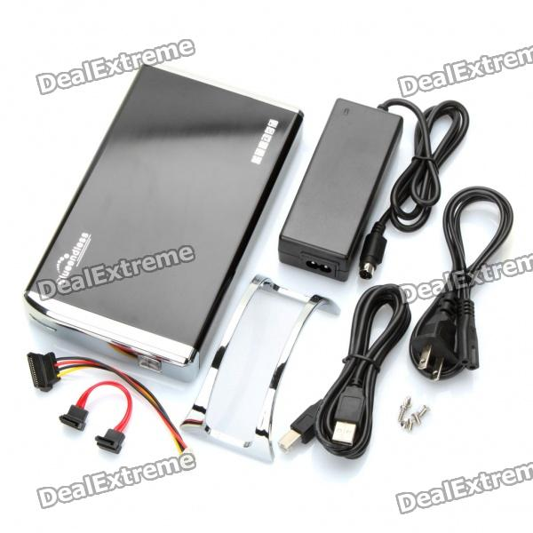 """USB 2.0 3.5"""" IDE/SATA HDD External Case Enclosure with ..."""