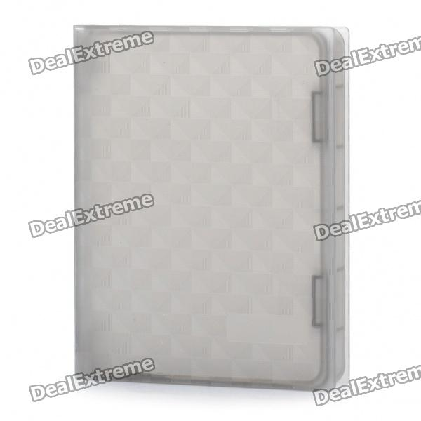 "Protective PP Case for 2.5 ""HDD - cinza"