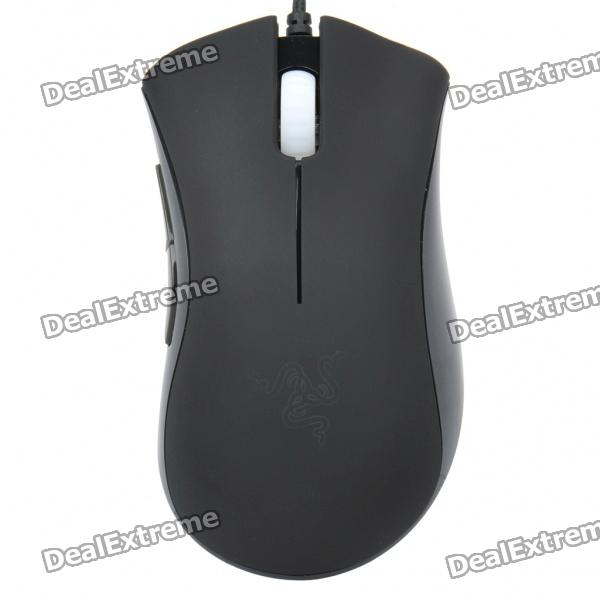 Razer DeathAdder 3500DPI USB Wired Gaming Optical Mouse - Black (200CM-Cable) liu •jo shoes ботинки