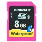 KingMax 8GB SDHC SD Memory Card (Class 6 High Speed)