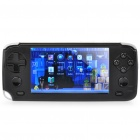 "4,3 ""Touch Screen Spielekonsole Media Player w / HDMI / TF / TV-Out / 3,5 mm Klinke / 300KP Camera (4GB)"