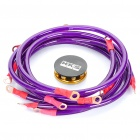 HKS Grounding Wires - Purple (6-Cable Set)