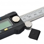 "1.5"" LCD 200mm Digital Caliper with Case (1*AG13)"