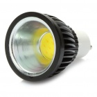 GU10 5W 1-LED 500LM 5500-7000K White LED Light Bulbs (85-260V)