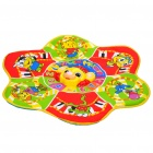 Educational Play Mat with Induction Voice Function (3 x AA)