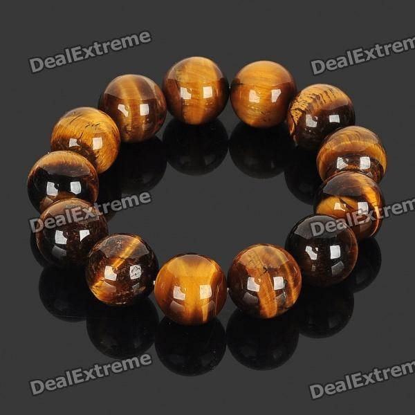 Stylish Tiger Eye Beads Bracelet (20cm-length) 23colors 84pcs lot 17 32mm navette glass crystal fancy stone marquise horse eye pointback crystals beads