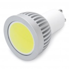 GU10 3W 7000K 240-Lumen 1-LED White Light Bulb (DC 220V)