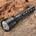 PrairieFire D8 Cree Q5 120LM 5-Mode White LED Flashlight (1 x 18650)