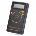 "2"" LCD Display Electromagnetic Radiation Detector Tester - Black"