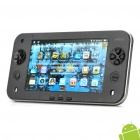 "JXD S7100 7"" Capacitive Android 2.2 Tablet Game Console w/ Camera, WiFi & TF (Cortex A9 1GHz / 8GB)"