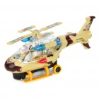 Stilvolle Sky Schlacht Plastic Toy Helicopter (3 x AA)