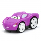 Cars Figure Electric Inertia Car Toy (2 x AA)