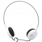 Genuine HYUNDAI CIC-V50 Stereo Headphone with Microphone - White