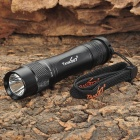 TANK007 TK-568 200-Lumen 1-Mode White LED Flashlight with Strap (1 x AA / 1 x 14500)