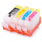 Refillable Ink Cartridge for Canon IP3300 / IX4000 / IX5000 / MP510 / MP520 / MX700