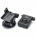 "1.5"" TFT Wide Angle 5.0MP Car DVR Camcorder with HDMI/TF/Mini USB/GPS - Black"