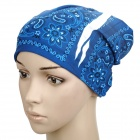 Multi-Use Outdoor Headband Scarf - Blue (Pair)