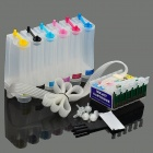 6-Color Printer Continuous Ink Supply System for EPSON R390 / RX590 / R270