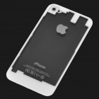 Replacement Back Cover Case for iPhone 4S - White