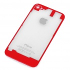 Replacement Back Cover Case for iPhone 4S - Red