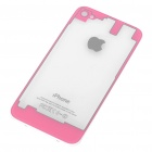 Replacement Back Cover Case for iPhone 4S - Pink