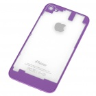 Replacement Back Cover Case for iPhone 4S - Purple