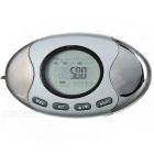2-in-1 Digital Pedometer with Fat Analyzer