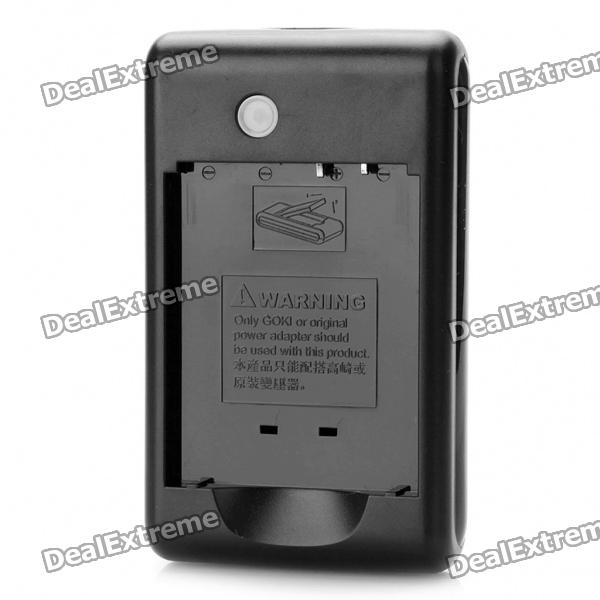 GOKI USB Battery Charging Dock-Station für SonyEricsson BST-43 - Schwarz