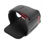 Outdoor Sports Armband for Samsung i9100 - Black + Red