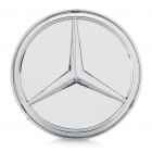 Benz-Logo-Art 3D White Lighting Bremslicht / Bremsleuchte - Silver (DC 12V)