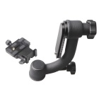 Universal Panorama Swivel Stand Holder for Camera - Black