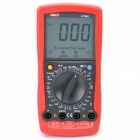 "UNI-T UT58A 3,0 ""LCD Digital Multimeter - Red + Eisen Gray (1 x 9V / 6F22)"