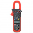 "UNI-T UT203 1.4"" LCD Digital Clamp Multimeter - Red + Black (1 x 9V 6F22 Battery)"