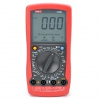 "UNI-T UT58C 3.0"" LCD Digital Multimeter - Red + Black (1 x 9V 6F22 Battery)"