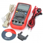 "UNI-T UT61E 2.6"" LCD Digital Multimeter - Red + Black (1*9V 6F22)"