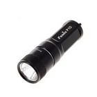 Fenix P1D CE Premium LED Flashlight w/ Cree Q5 - Black (CR123A)