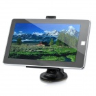 "7"" Touch Screen WinCE 6.0 GPS Navigator w/ Bluetooth / FM / AV-In / 4GB Europe Maps TF Card"